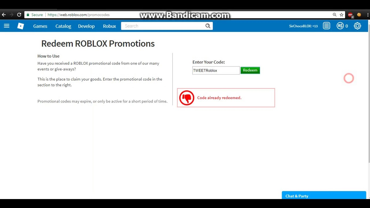 Roblox Promo Code September 2017 Youtube