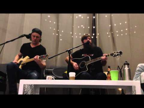 In Shallow Seas We Sail :: Matt and Toby Live