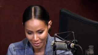 Jada Pinkett Cries In Interview About Tupac Movie Depiction! Plus Letter From Jada To Tupac!!