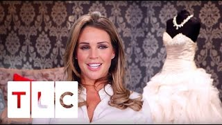 "Danielle Lloyd: ""He Said I Needed To Squat Better"" 