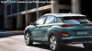 2018 Hyundai Kona Electric - Interior Exterior - Phi Hoang Channel.