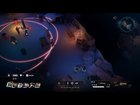 Wasteland 3 The Warrens Parking Lot |