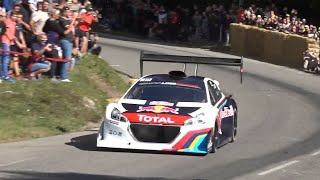 Montée des Légendes - Col de la Faucille 2018  HD - Rallye-Start
