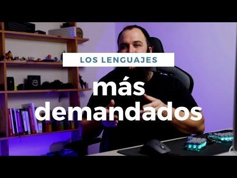 los 10 lenguajes de programación más demandados