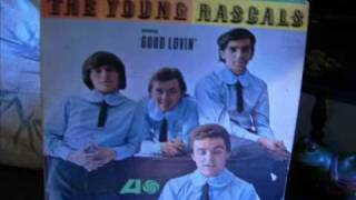 The Young Rascals - In The Midnight Hour LP 1966