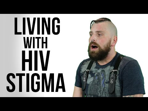 Living With The Stigma of HIV