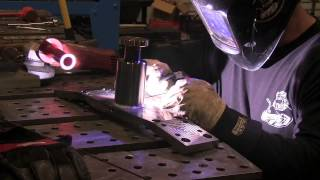 Tig Welding Low alloy High Strength Steel part 2