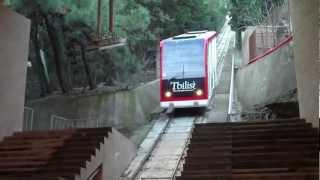 Funicular Tbilisi / Тбилисский фуникулер