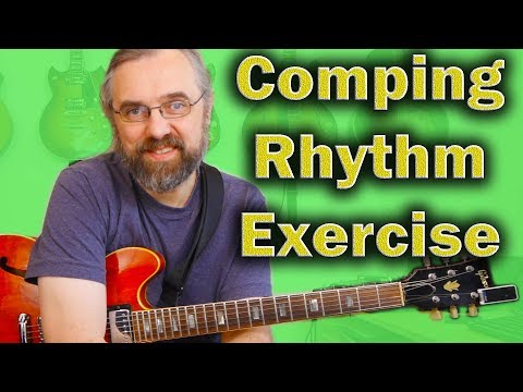 jazz-guitar-comping-rhythms---exercise-to-make-your-own
