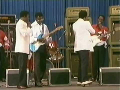 Pt.I Hommage à Luambo Makiadi - T.P. O.K. Jazz 1990