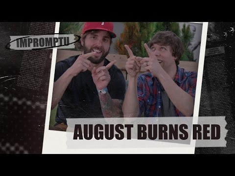 August Burns Red Talk About Their Dead...