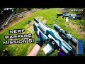 Nerf meets Call of Duty: Campaign | Mission 5 FINALE (Nerf Warfare First Person Shooter)