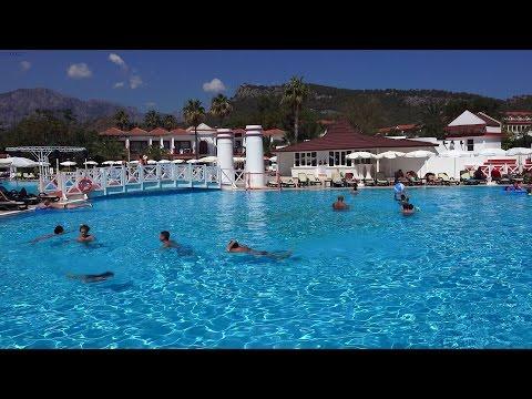 Турция 2016.09. PGS Kiris Resort. Обзор отеля и номера.