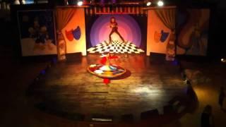 Egyptian Spinning Dancer