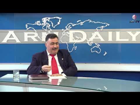Հայ ժողովրդի կոտորածներին մասնակցած երկրները դատապարտված են կործանման.Արայիկ Սարգսյան.Araik Sargsyan