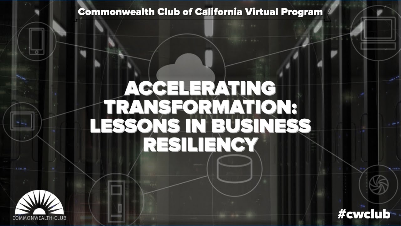 Accelerating Transformation: Lessons In Business Resiliency