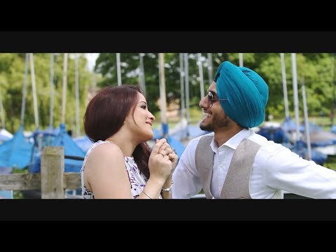 I Love You Ji (Diljit Dosanjh) Pre Wedding Music Video