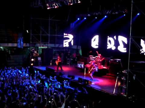 P.O.D. LIE DOWN LIVE IN ARGENTINA mp3