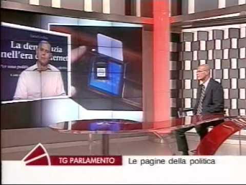 Luca Corchia, La democrazia nell'era di Internet.wmv