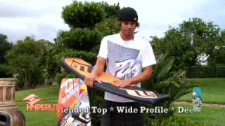 Brian Grubb and the 2009 Hyperlite Catalyst thumbnail