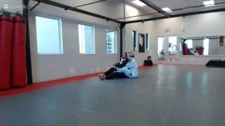 BJJ Technique Practicing