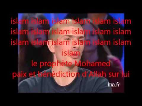 French Man Converts to Islam New Muslim France 2015
