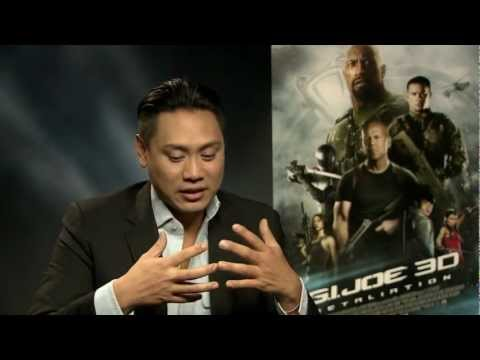 Jon M. Chu Interview - G.I. Joe Retaliation