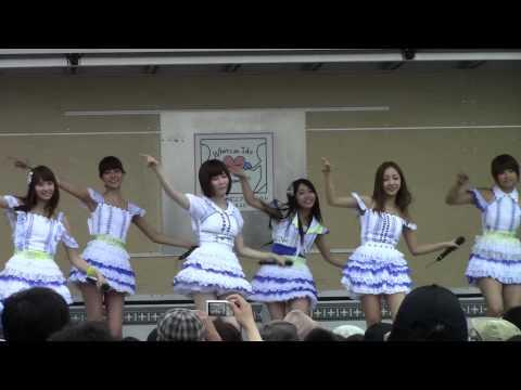 【AKB48被災地訪問】⑬恋するフォーチュンクッキー【岩手県久慈】
