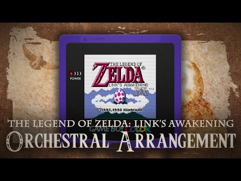 Let's Play - The Legend of Zelda: Link's Awakening with Orchestrated Music (Album out now!)