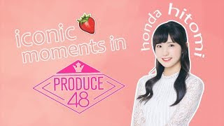 Download lagu Honda Hitomi Iconic Moments in Produce 48
