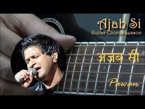 Ajab Si - Om Shanti Om - Guitar Chords Lesson by Pawan