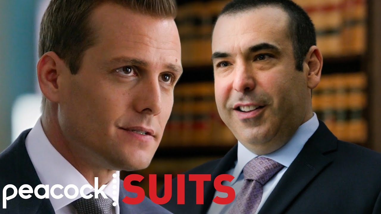 ''Forgiveness isn't about Right and Wrong'' | Will Louis Litt let it go? | Suits