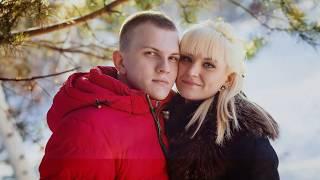 Свадьба Михаила и Екатерины  28.01.2017г. Братск