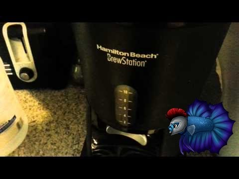 How to clean a coffee maker FunnyDog.TV