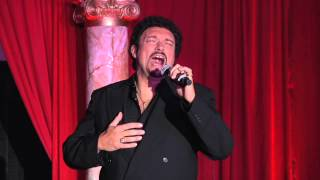 ABOUT FACES - Jeff G. - Tom Jones Impersonator