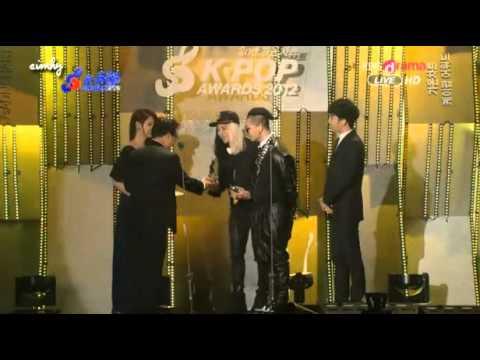 130213 Bigbang March Top 2nd Gaon Chart K-Pop Awards