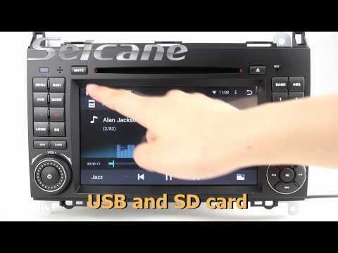 Full download mercedes vito stereo upgrade with dvd gps for Mercedes benz navigation dvd download