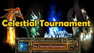 Celestial Tournament Part 2 - Zao, XuFu, ChiChi, and YuLa
