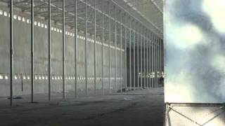 Kurniki w Śliwnie z bloczków z betonu komórkowego Ytong