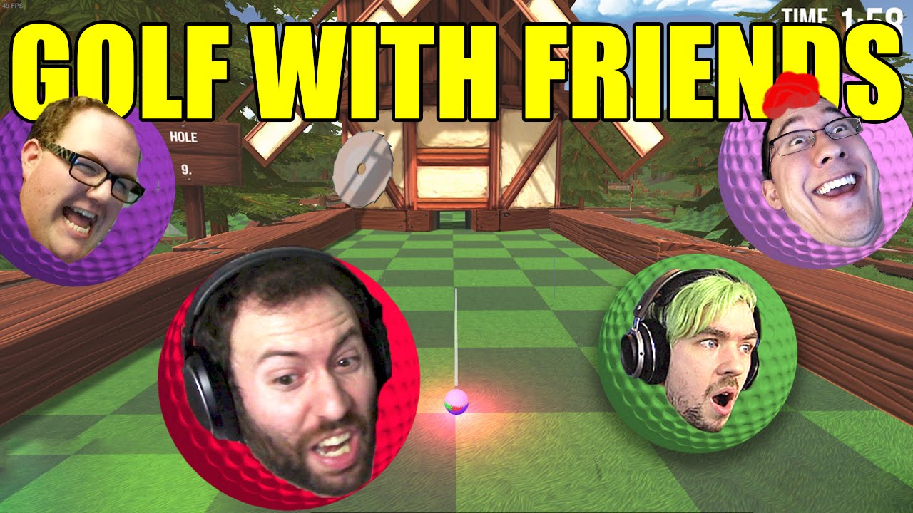 GOODBYE OLD FRIENDS... | Golf With Your Friends Gameplay ...