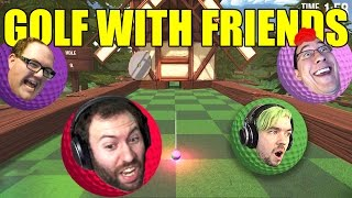 GOODBYE OLD FRIENDS... | Golf With Your Friends Gameplay
