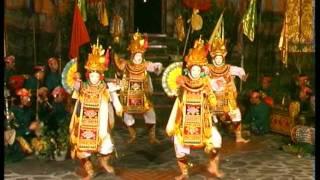 Tari Topeng Telek / Telek Dance
