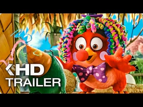 Angry Birds Movie ALL Trailer & Clips...