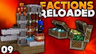 WIR RAIDEN EINE 10.000.000$ BASE! - Minecraft Factions RELOADED #9 | DieBuddiesZocken