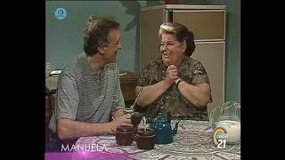"""🎭 Сериал """"Мануэла"""" 224 серия, 1991 год, Гресия Кольминарес, Хорхе Мартинес"""