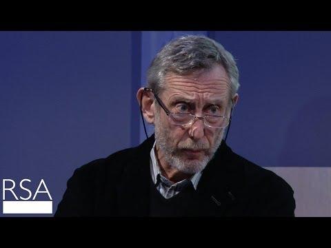 RSA Commencement - Michael Rosen