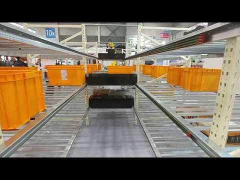 Mini Box SHUTTLE warehouse
