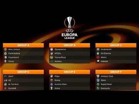   UEFA EUROPA LEAGUE   Rezultate   Etapa 2  