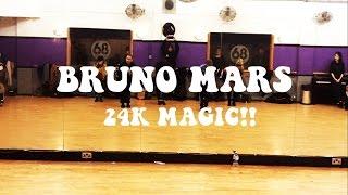 Gambar cover ChamberTwins -  Bruno Mars - 24K Magic @Studio68