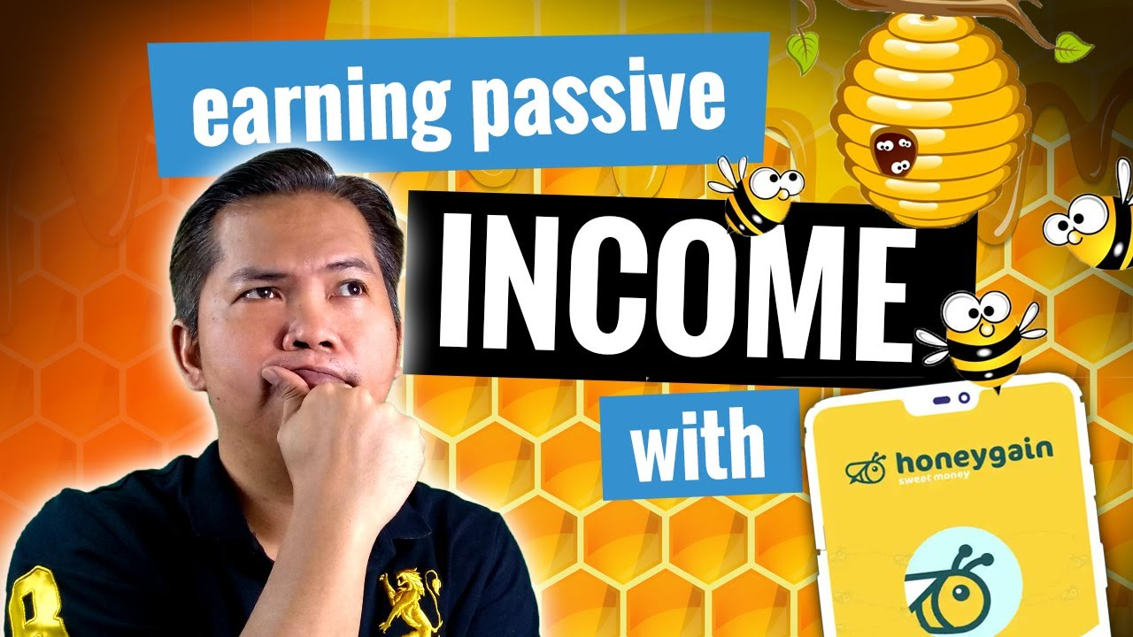 Earning Passive Income with Honeygain